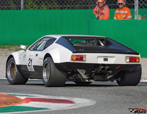 De Tomaso Pantera - Monza Historic 2019 - Peter Auto