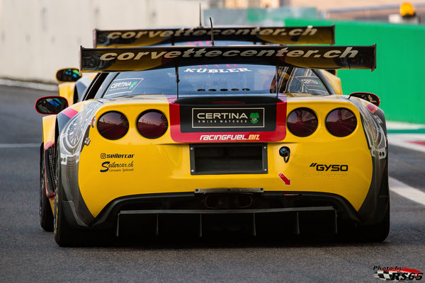 Chevrolet Corvette Z06 R - Endurance Racing Legends - Monza Historic 2019
