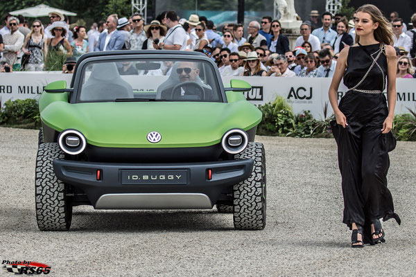 VW ID. Buggy - Chantilly Arts & Elegance Richard Mille 2019