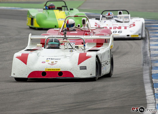 KMW Porsche SP20 - Bernd Langewische - FHR Spring Classic - Hockenheimring 2021