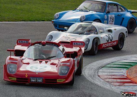 Ferrari 512 S - Classic Endurance Racing I - Monza Historic 2019