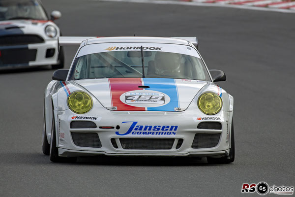 Porsche 997 GT3 Cup - Günther Alth - Histo Cup - Bosch Race - Salzburgring 2021