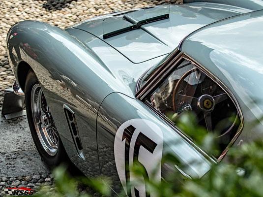 Ferrari 250 GT Berlinetta SWB Competizione - Concorso D'Eleganza Villa D'Este 2019