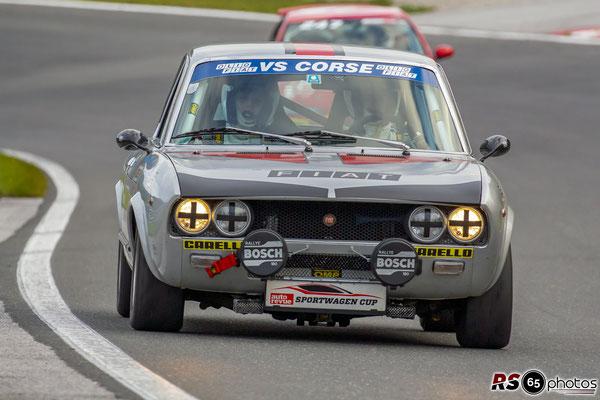 Fiat 124 Sport - Christopher Behensky - Histo Cup - Bosch Race - Salzburgring 2021