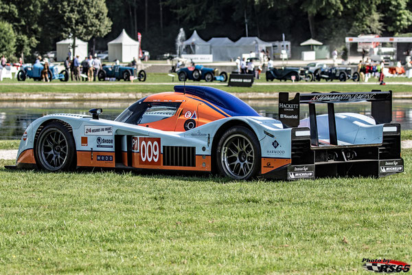 Aston Martin DBR1/2 LMP1 - Chantilly Arts & Elegance Richard Mille 2019