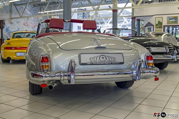 Mercedes-Benz 190 SL / Auto-Salon-Singen