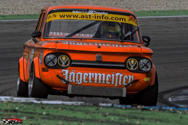 Kampf der Zwerge - Preis der Stadt Stuttgart 2018 - Hockenheimring - NSU TT - Martin Wahl