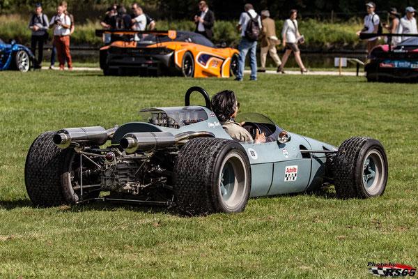 McLaren M3A/2 Formula Libre - Chantilly Arts & Elegance Richard Mille 2019