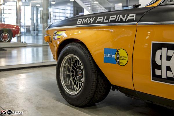 BMW Alpina 2800 CS - 50 Jahre BMW 3.0 CSL