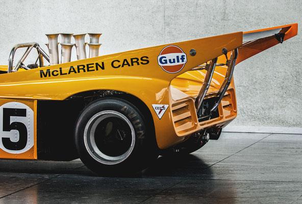McLaren M8D - ROFGO Gulf Heritage Collection