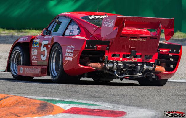 Porsche 935 K3 - Classic Endurance Racing II - Monza Historic 2019