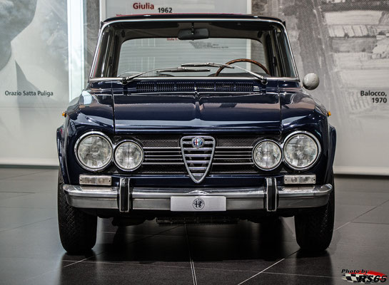 Alfa Romeo Giulia - Alfa Romeo Museum