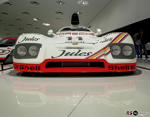 Porsche 936/81 Spyder - Porsche Museum