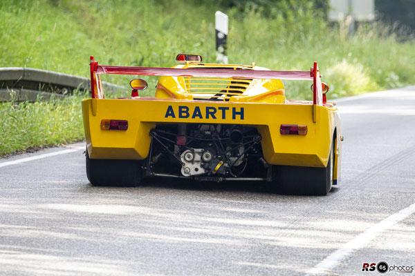 Abarth 2000 Proto SE027 Pininfarina - Ottavio Stevan - Solitude Revival 2019