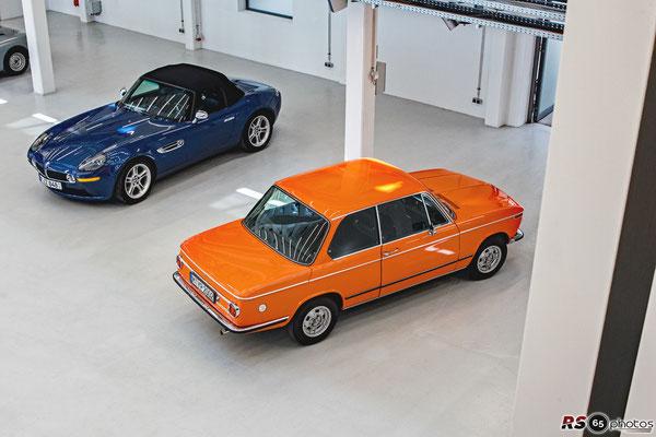 BMW Group Classic - BMW 2002 tii
