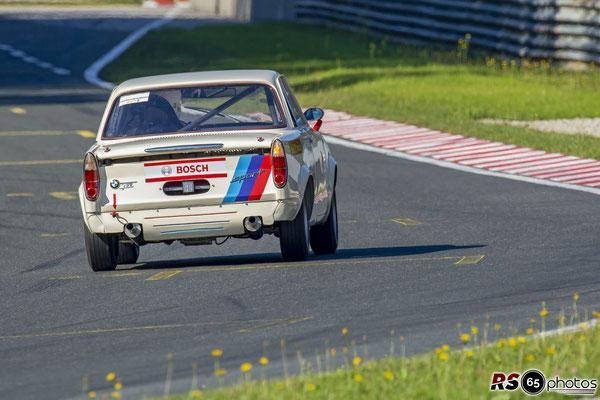BMW 700 Sport - Josef Heinrich - Histo Cup - Bosch Race - Salzburgring 2021