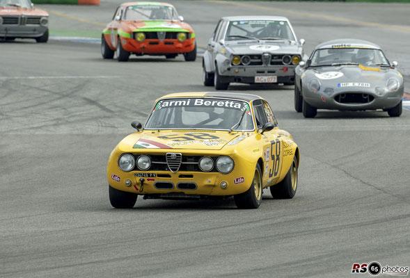 Alfa Romeo 1750 GT Am - Formula GT München - HTGT