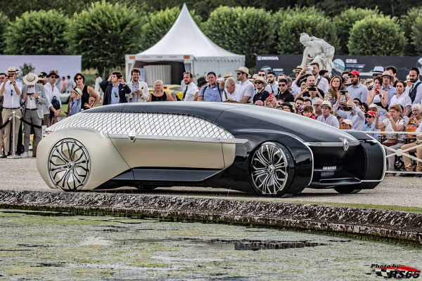 Renault EZ Ultimo - Chantilly Arts & Elegance Richard Mille 2019