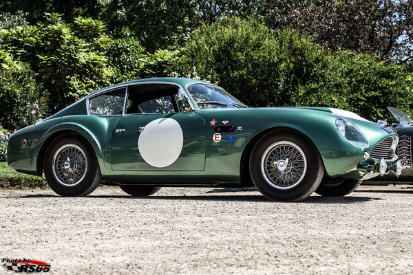 Aston Martin DB4 GT Zagato - Chantilly Arts & Elegance Richard Mille 2019