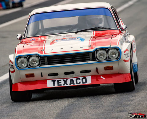 Ford Capri 2600 RS - Heritage Touring Cup - Monza Classic 2019