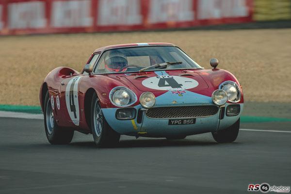 Ferrari 250 LM - Le Mans Classic 2018
