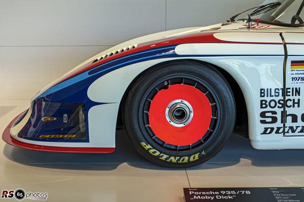 Porsche 935/78 Moby Dick - Porsche Museum