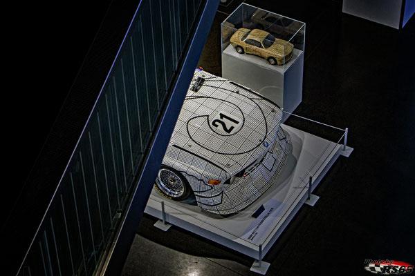 BMW 3.0 CSL - Frank Stella 1976