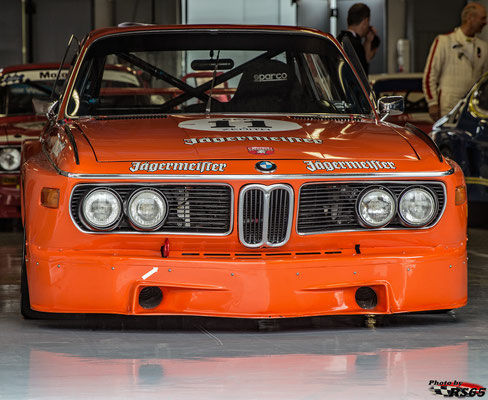 BMW 3.0 CSL - Heritage Touring Cup - Monza Historic 2019