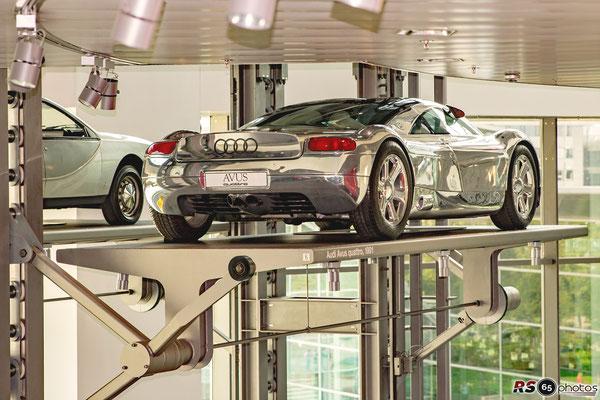Audi Avus quattro - 40 Jahre Audi quattro