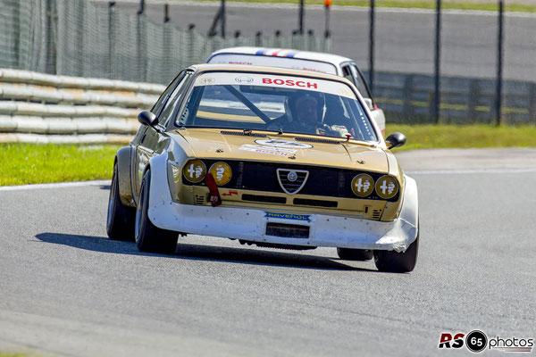 Alfasud Sprint - Alexander Wechselberger - Histo Cup - Bosch Race - Salzburgring 2021