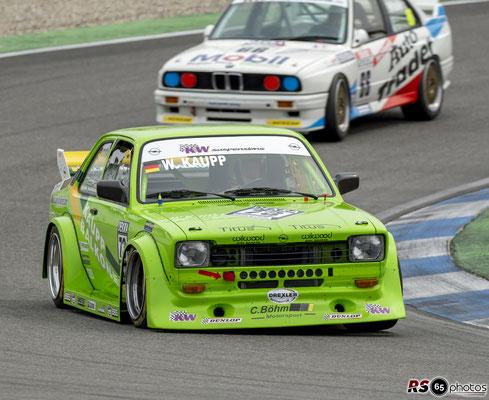 Opel Kadett C - Wolfgang Kaupp - FHR Spring Classic - Hockenheimring 2021