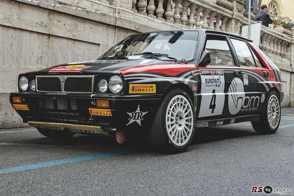 Lancia Delta Integrale 16V - Sanremo Rallye Storico 2019