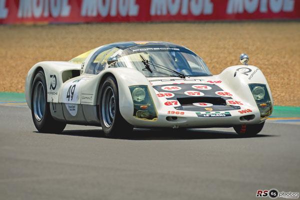 Porsche 906 - Porsche Classic Race Le Mans 2018