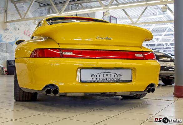Porsche 993 Turbo / Auto-Salon-Singen