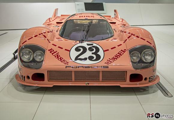 Porsche 917/20 - Porsche Museum