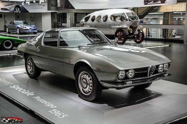Alfa Romeo Sprint Speciale Prototipo - Alfa Romeo Museum