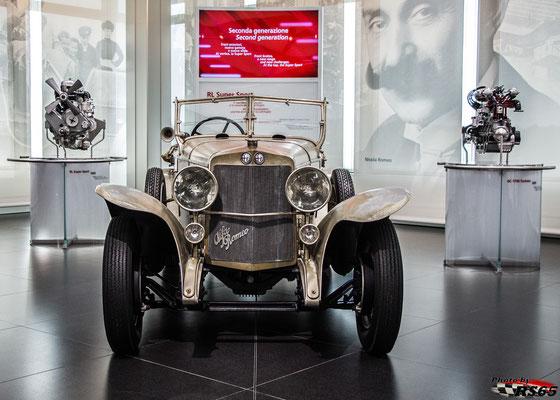 Alfa Romeo RL Super Sport - Alfa Romeo Museum