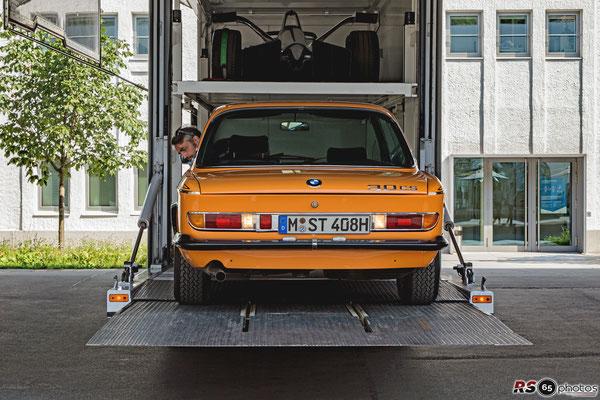 BMW 3.0 CSL - BMW Group Classic