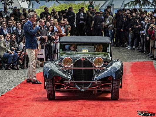 Bugatti 57 S - Concorso D'Eleganza Villa D'Este 2019