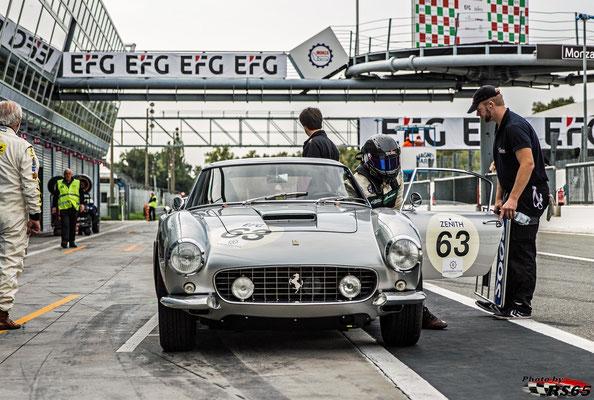 Ferrari 250 SWB - Monza Historic 2019 - Peter Auto