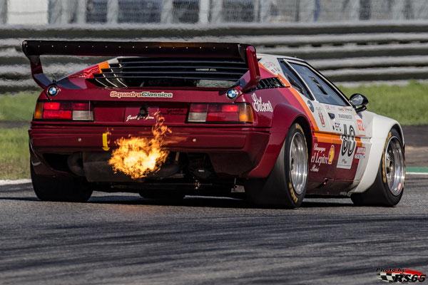 BMW M1 - Monza Historic 2019