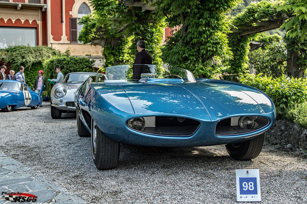 Vivant 77 - Concorso D'Eleganza Villa D'Este 2019