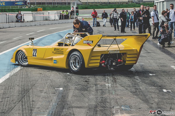 Lola T294 - Felix Haas - Canadian American Challenge Cup