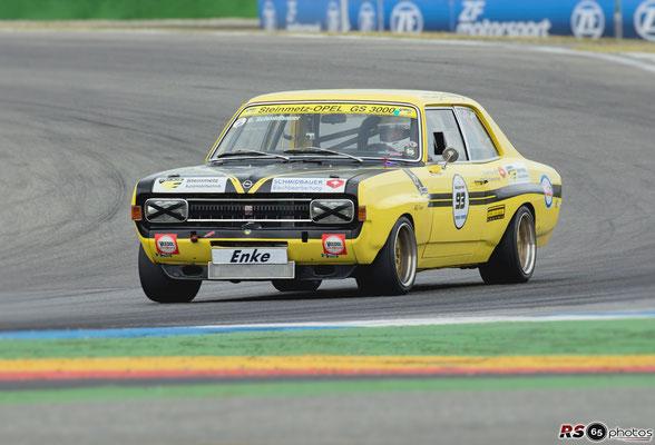 Opel Steinmetz Commodore A 3000 GS - Bernhard Schmidbauer - Hockenheimring 2020