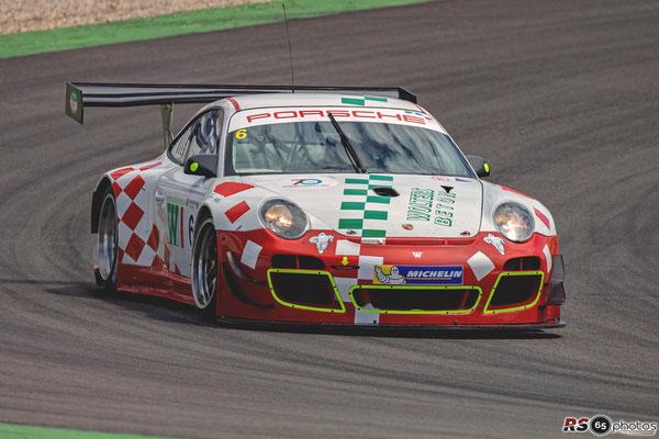 Porsche 997 GT3 R - Heinz-Bert Wolters - Porsche Club Historic Challenge - Preis der Stadt Stuttgart 2020 - Hockenheimring