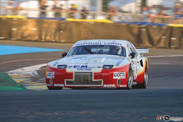 Porsche 924 GTR - Le Mans Classic 2018