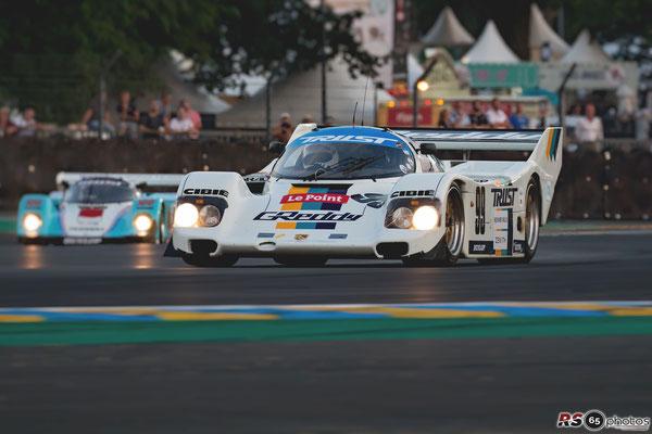 Porsche 962 C - Group C Racing