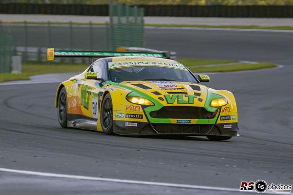Aston Martin Vantage V12 GT3 - Alexander Lienau - Histo Cup - Bosch Race - Salzburgring 2021
