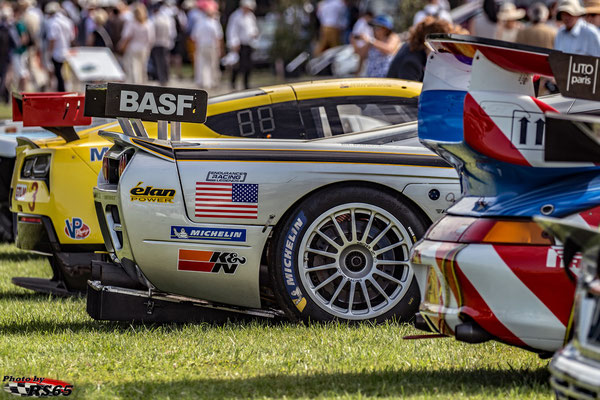 Saleen S7R - Chantilly Arts & Elegance Richard Mille 2019