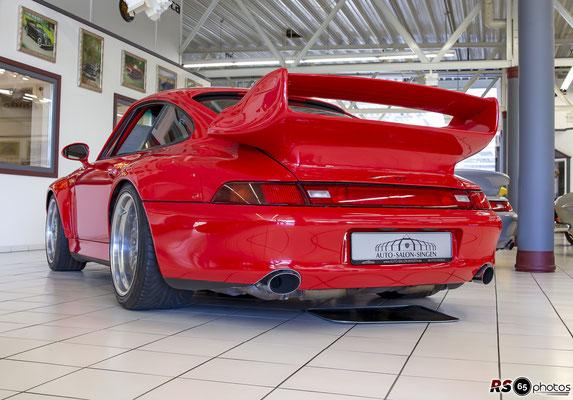 Porsche 993 GT2 / Auto-Salon-Singen